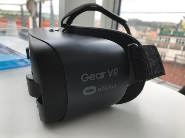 Gear VR remote 8