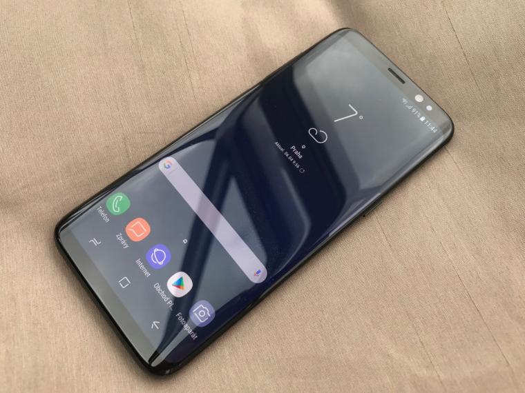 Samsung Galaxy S8 SM 12