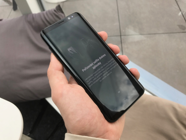 Samsung Galaxy S8 SM 24