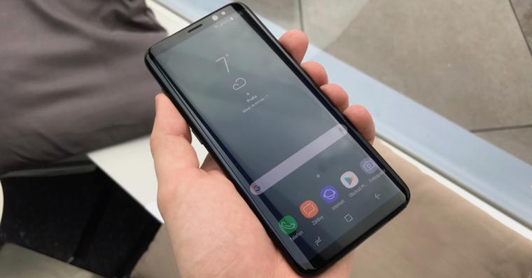 Samsung Galaxy S8 SM FB