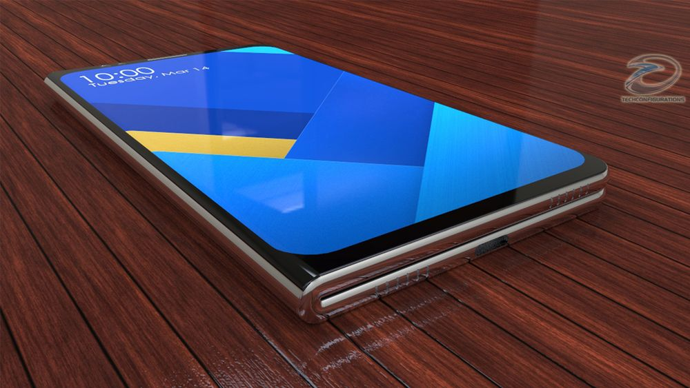 Samsung-Galaxy-X-foldable-smartphone-techconfigurations-1
