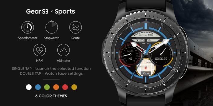 Samsung-Gear-S3-Sports-Watchface