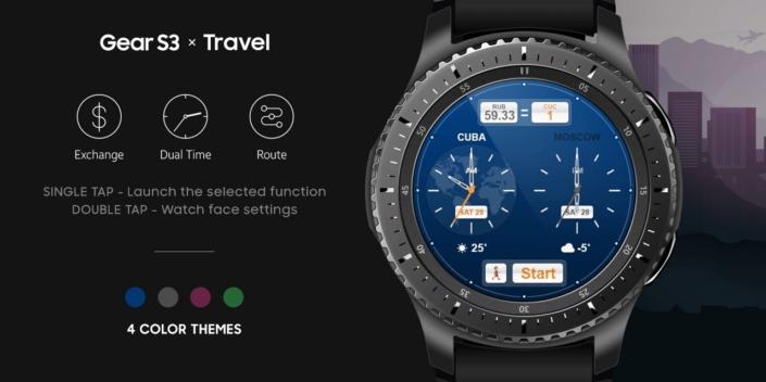 Samsung-Gear-S3-Travel-Watchface