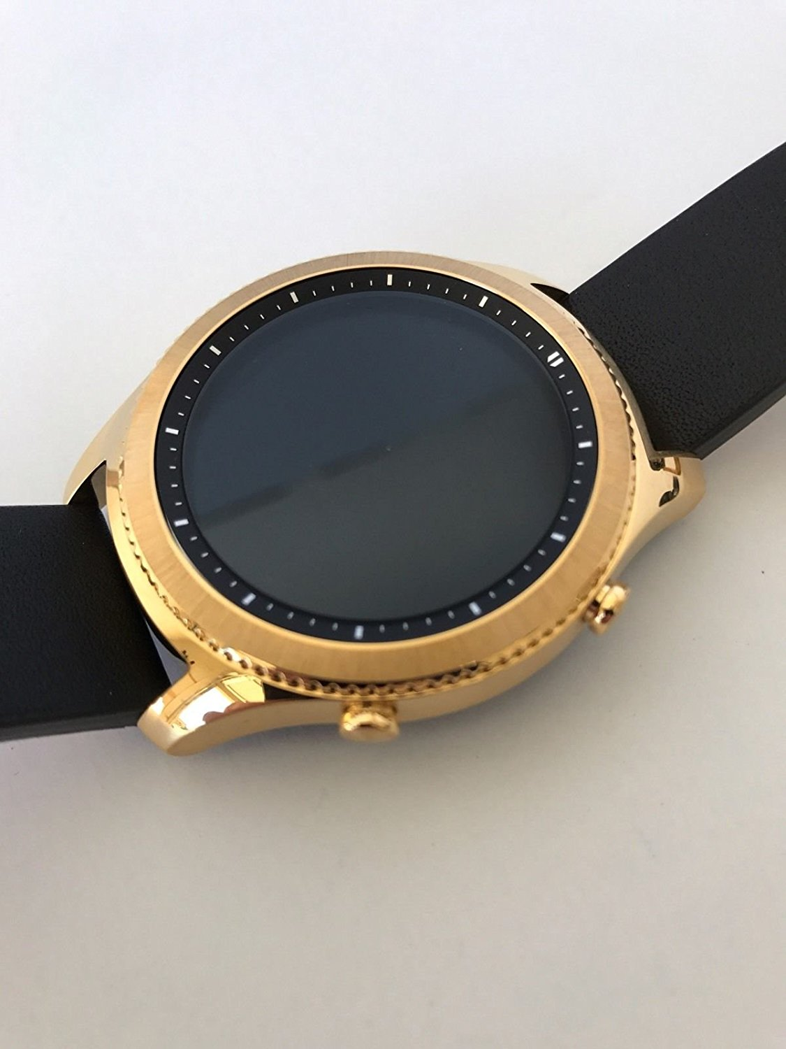 Samsung Gear S3 gold plated 2