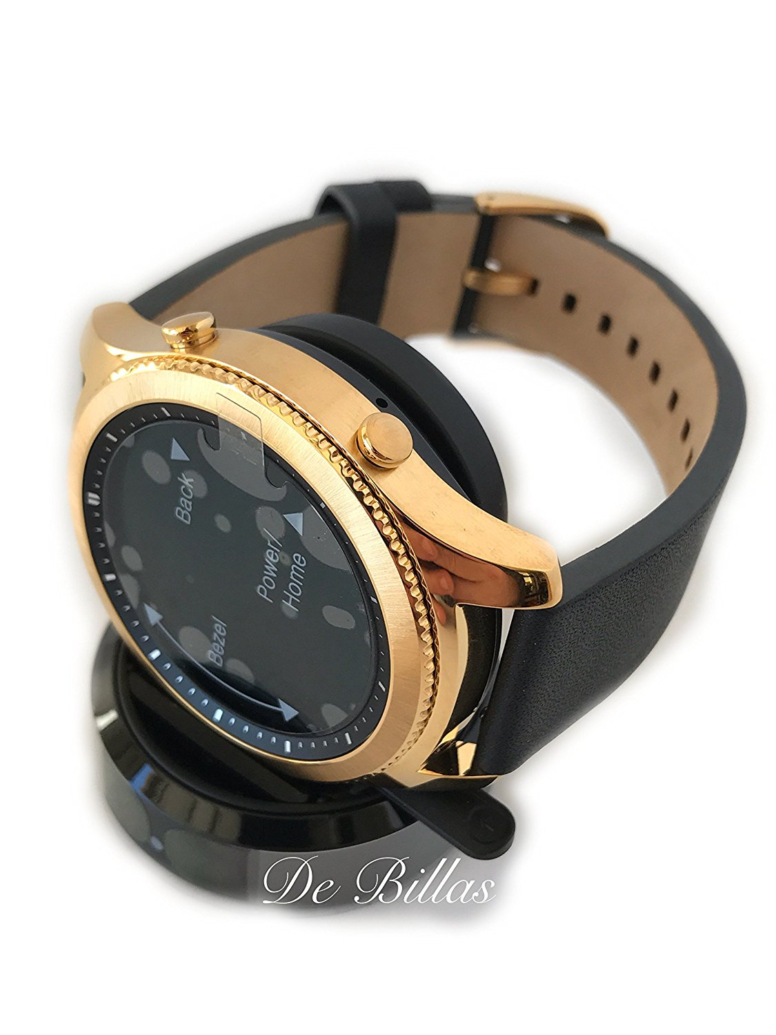 Samsung Gear S3 gold plated 4
