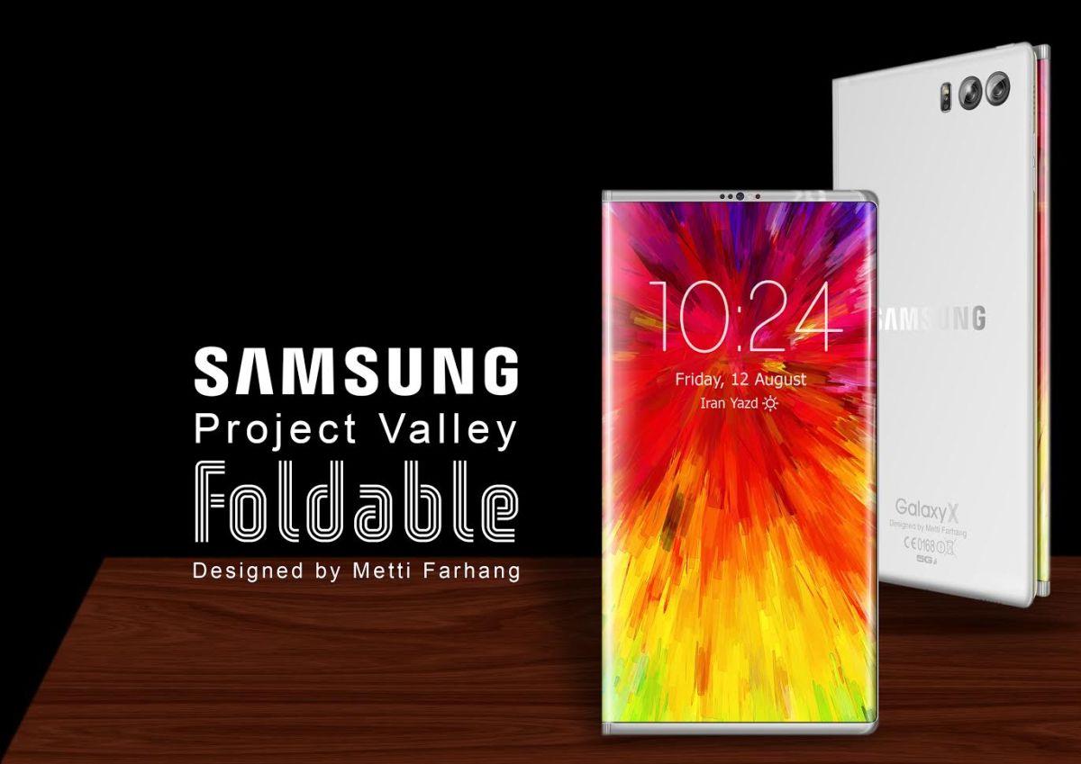 Samsung foldalbe smartphone 4