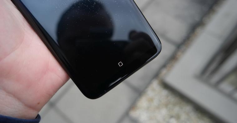 Galaxy S8 home button FB
