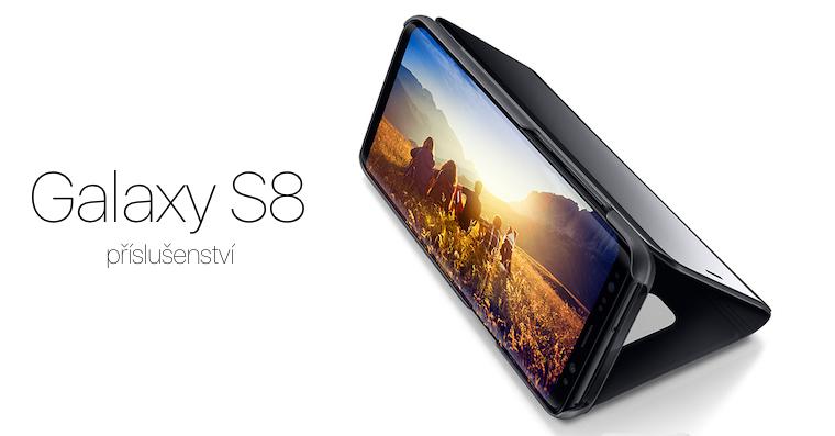 Galaxy S8 prislusenstvi