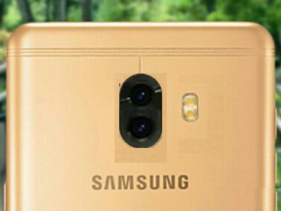 Samsung Galaxy C10 leaks 2