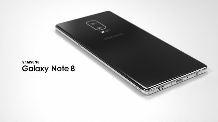 Samsung Galaxy Note 8 koncept 8