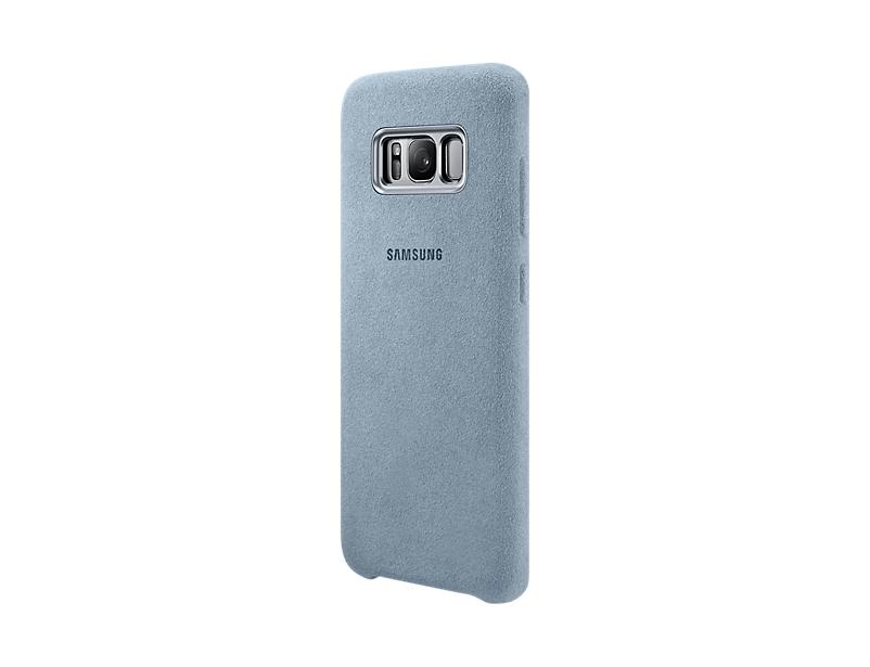 Samsung Galaxy S8 Alcantara Cover 2