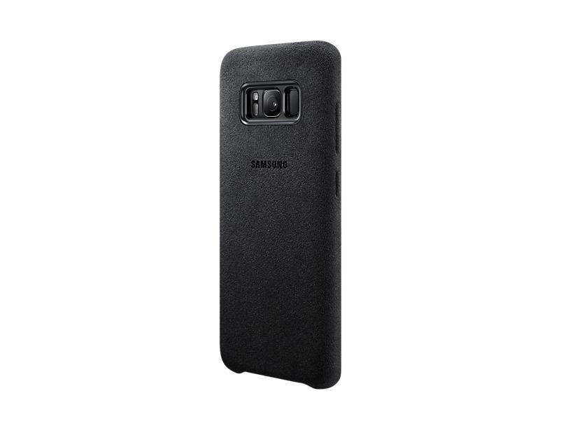 Samsung Galaxy S8 Alcantara Cover 3