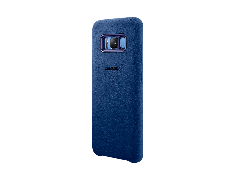 Samsung Galaxy S8 Alcantara Cover 4