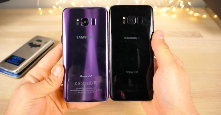fake Galaxy S8