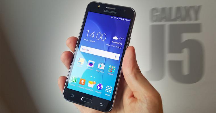 Galaxy J5 2015 FB