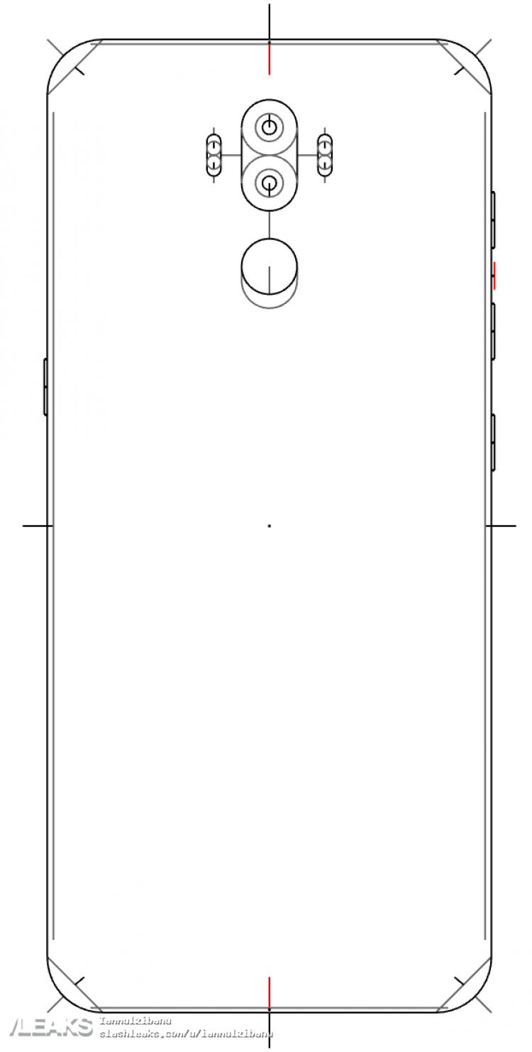 Galaxy Note 8 schema 3