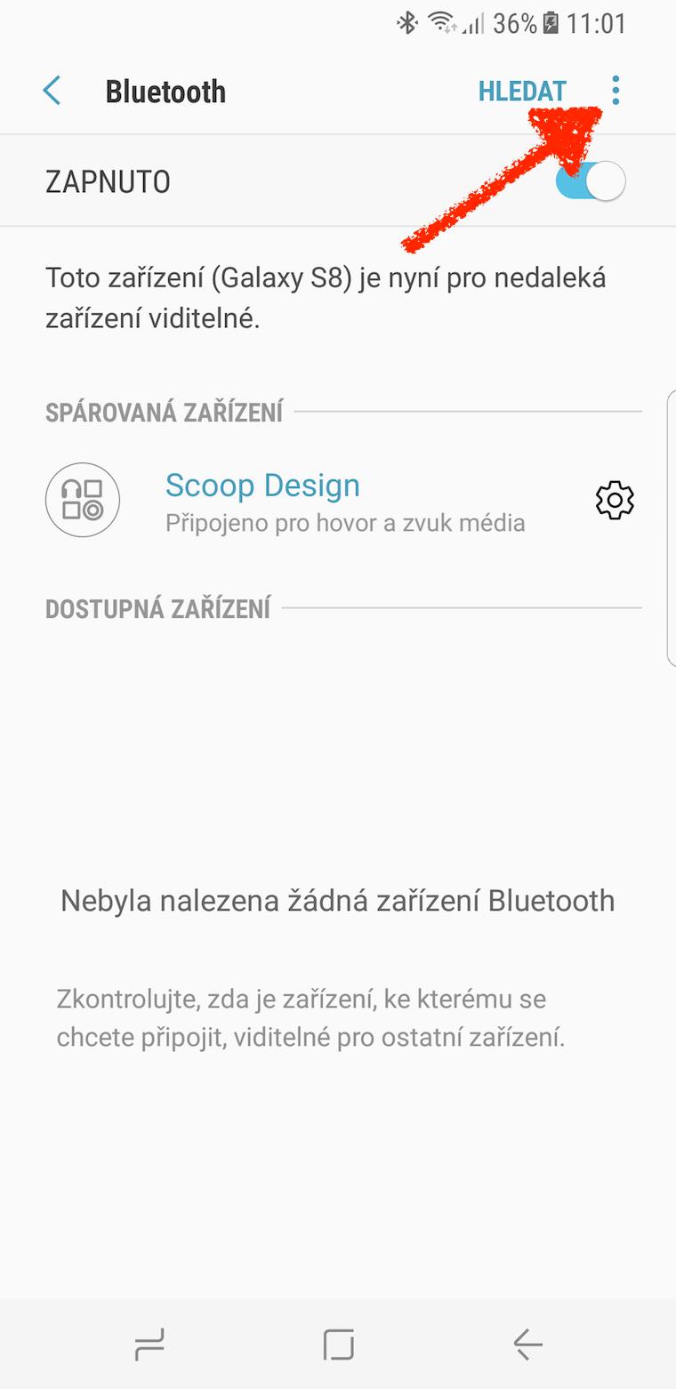 Galaxy S8 Dualni zvuk 3