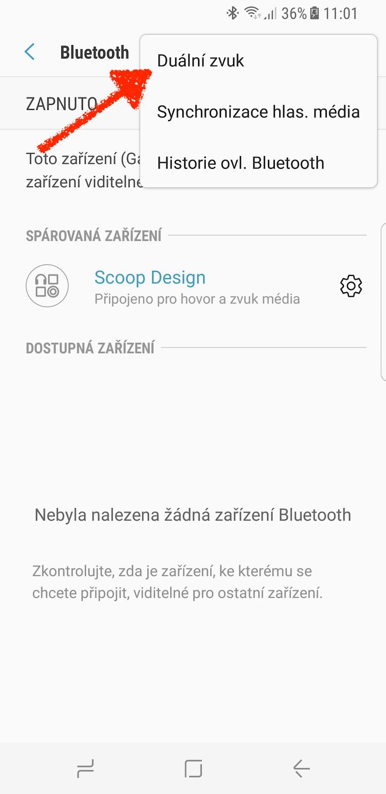 Galaxy S8 Dualni zvuk 4