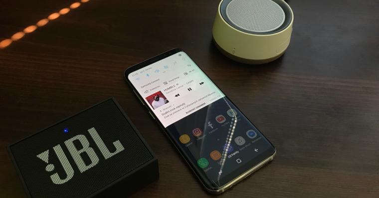Galaxy S8 Dualni zvuk FB