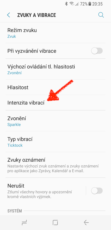 Samsung Galaxy S8 domovske tlacitko triky 8