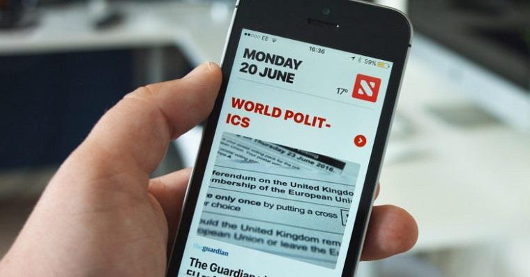 sociální datování aplikace iphone
