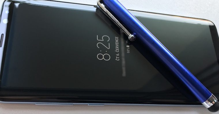 Galaxy S8 stylus 3