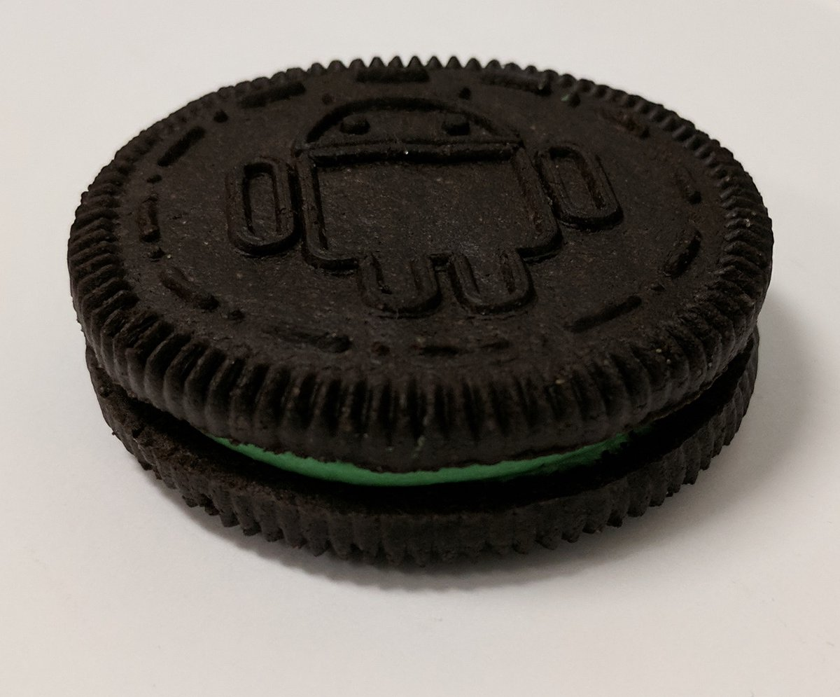 Android Oreo susenky 1