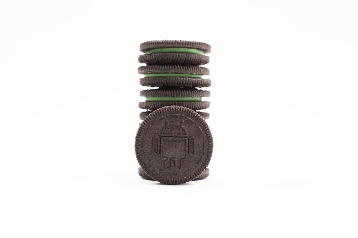 Android Oreo susenky 2