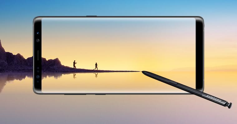 Galaxy Note8 FB