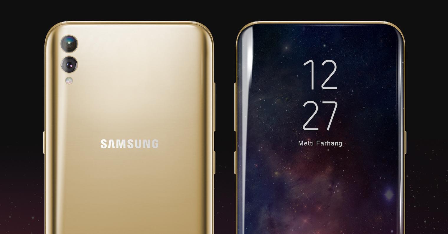Galaxy S9 concept Metti Farhang FB