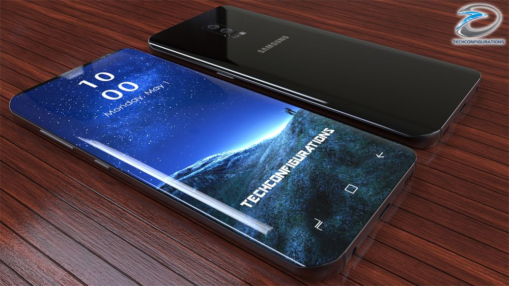 Galaxy S9 concept Techconfigurations 3