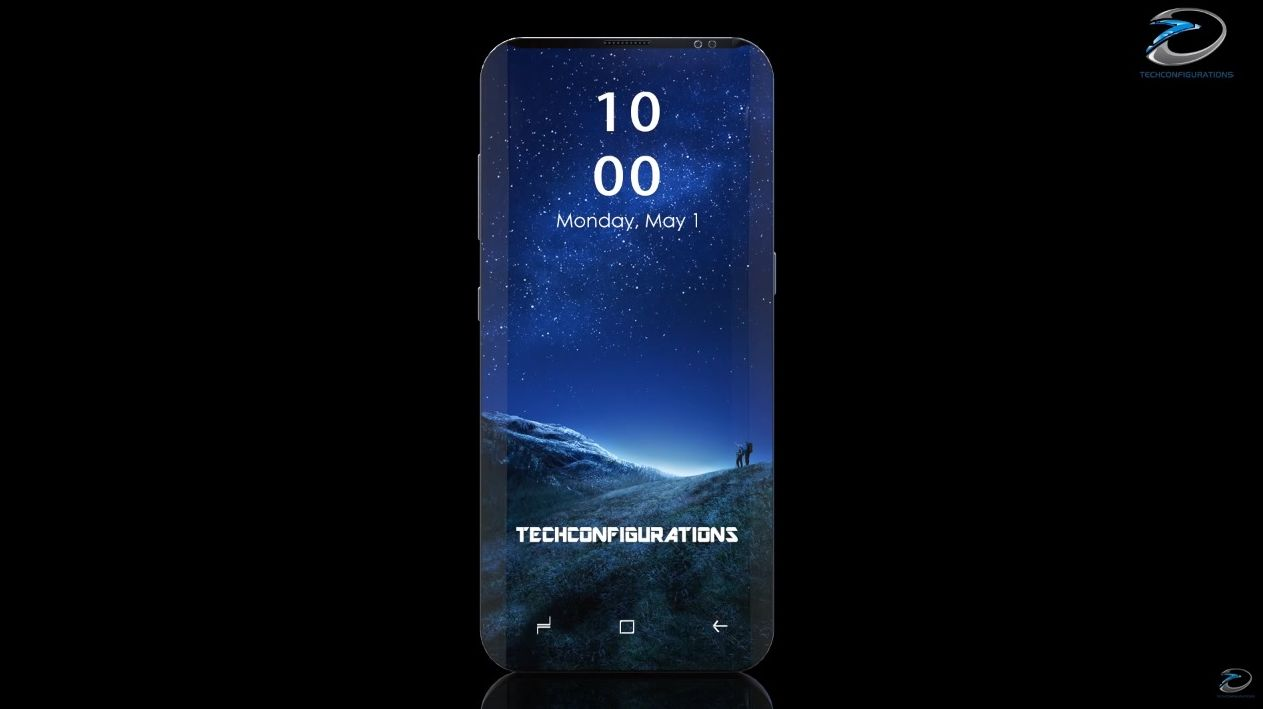Galaxy S9 concept Techconfigurations 4