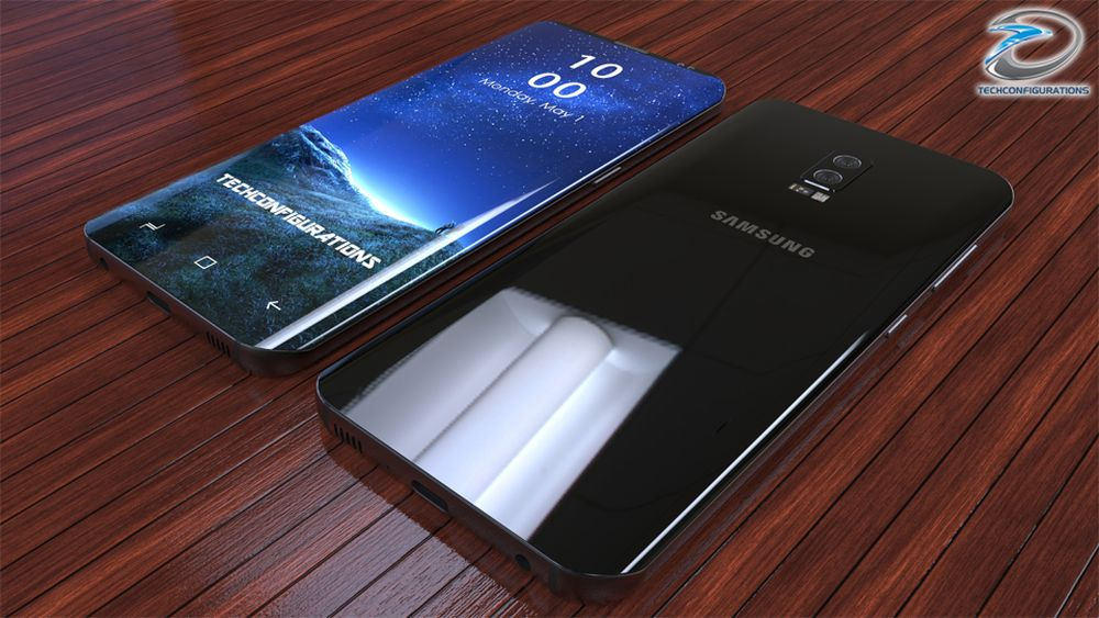Galaxy S9 concept Techconfigurations 6