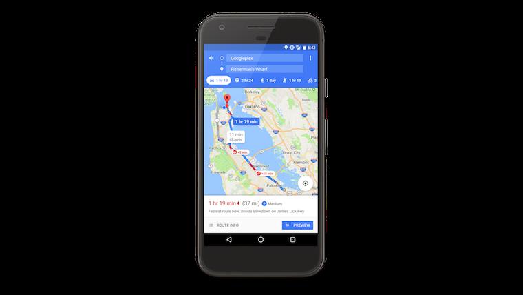 Google Maps indicator 4