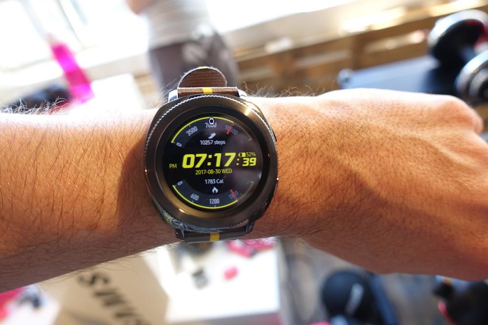 Samsung Gear Sport 7