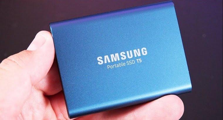 Samsung SSD T5 FB