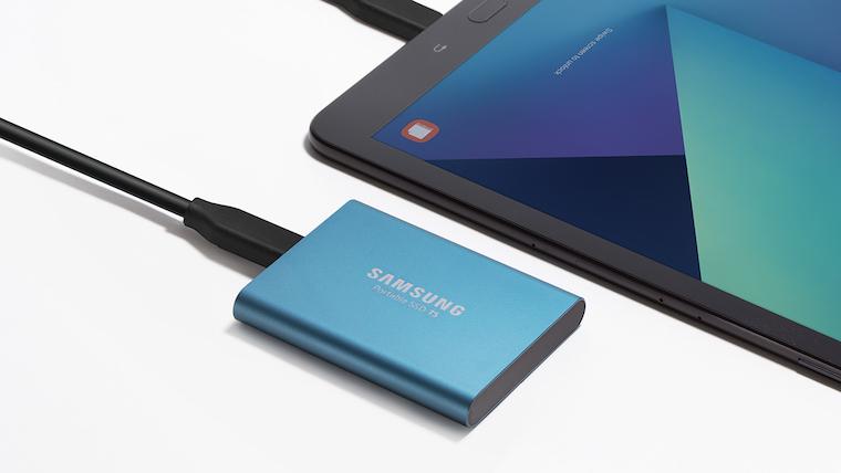 Samsung T5 6