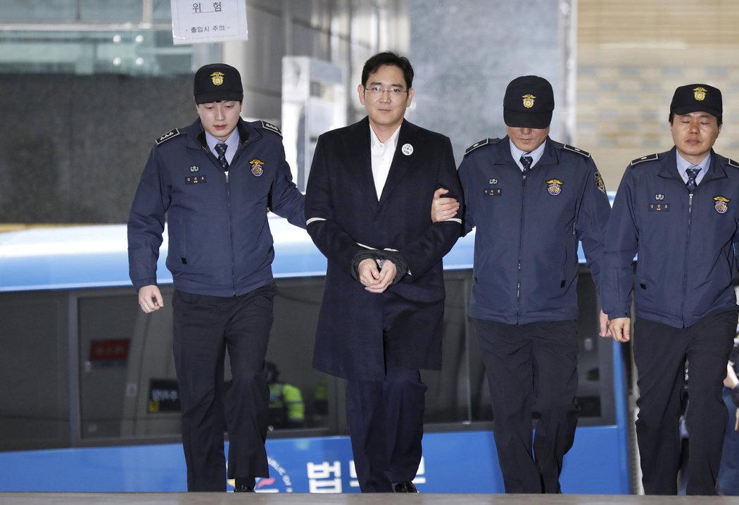 Samsung korupce 02
