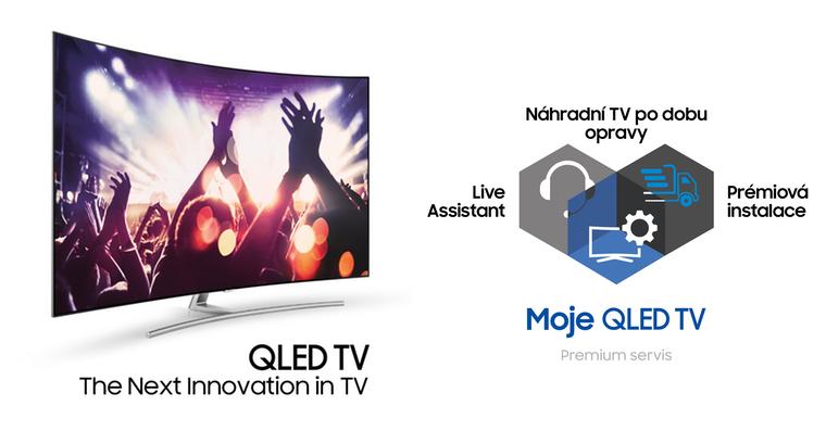Moje QLED TV FB