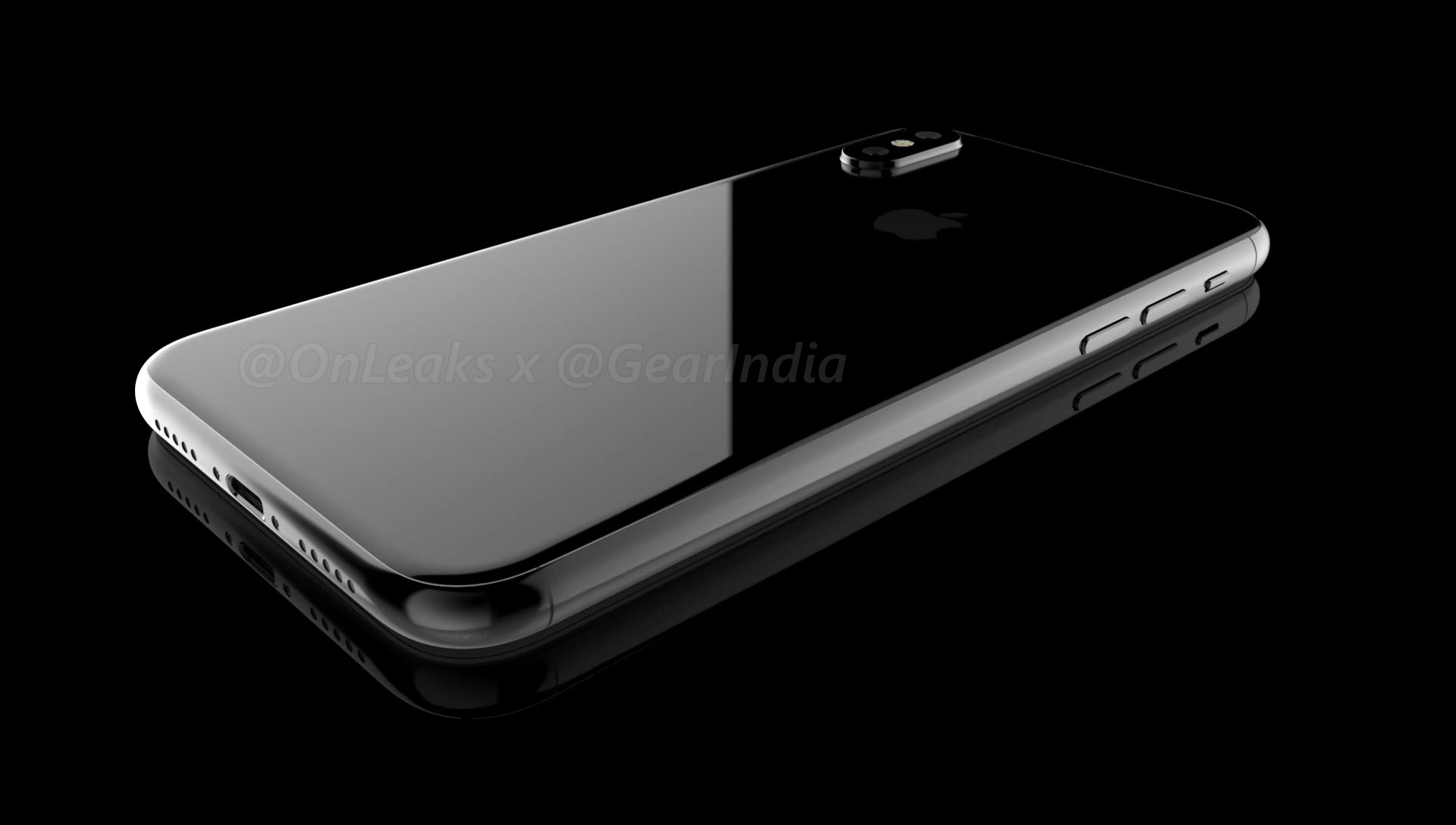 iPhone 8 OnLeaks 2