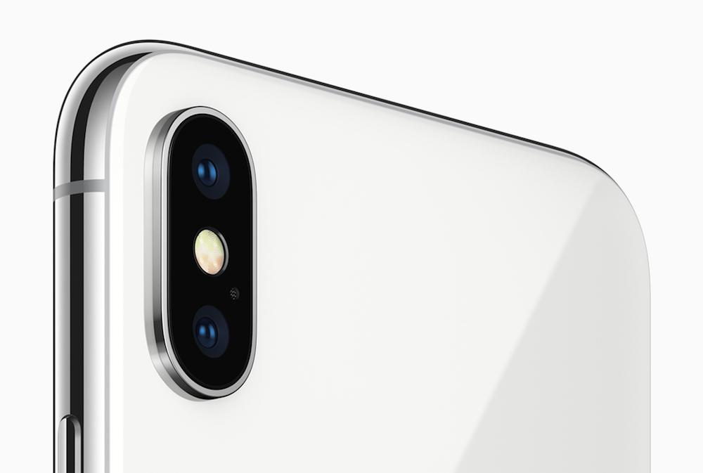 iPhone-X-dual-camera