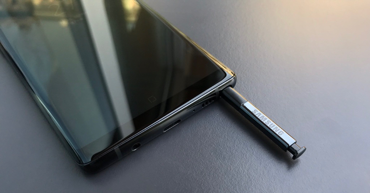 Galaxy Note 8 S Pen FB