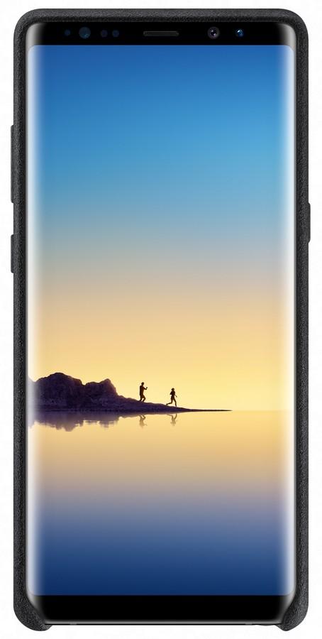 Samsung Alcantara Cover 2