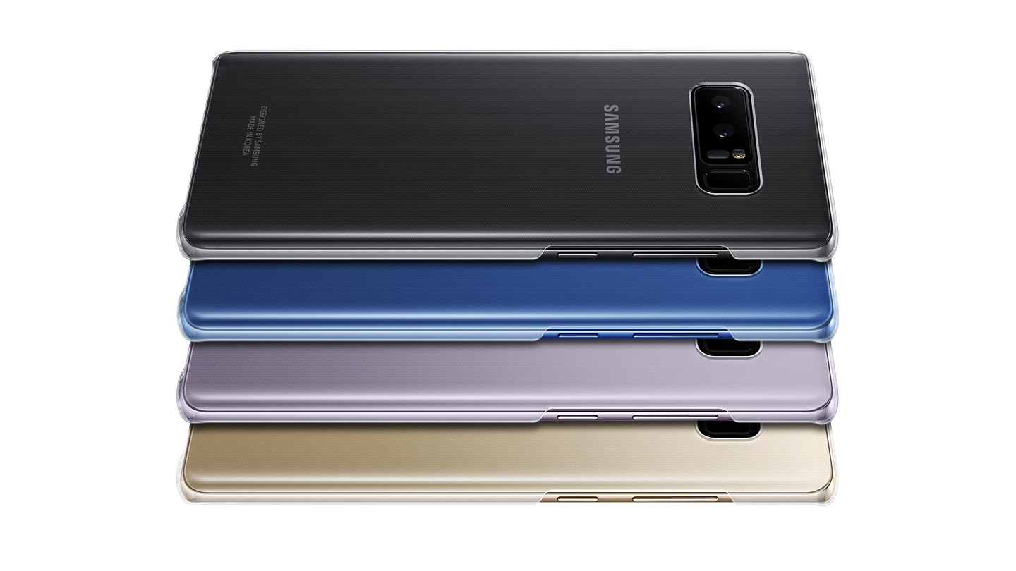 Samsung Clear Cover 2