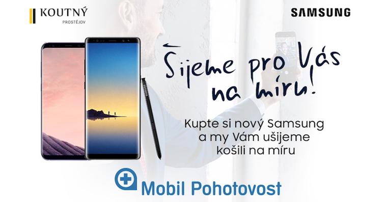 Samsung kosile na miru akce MP