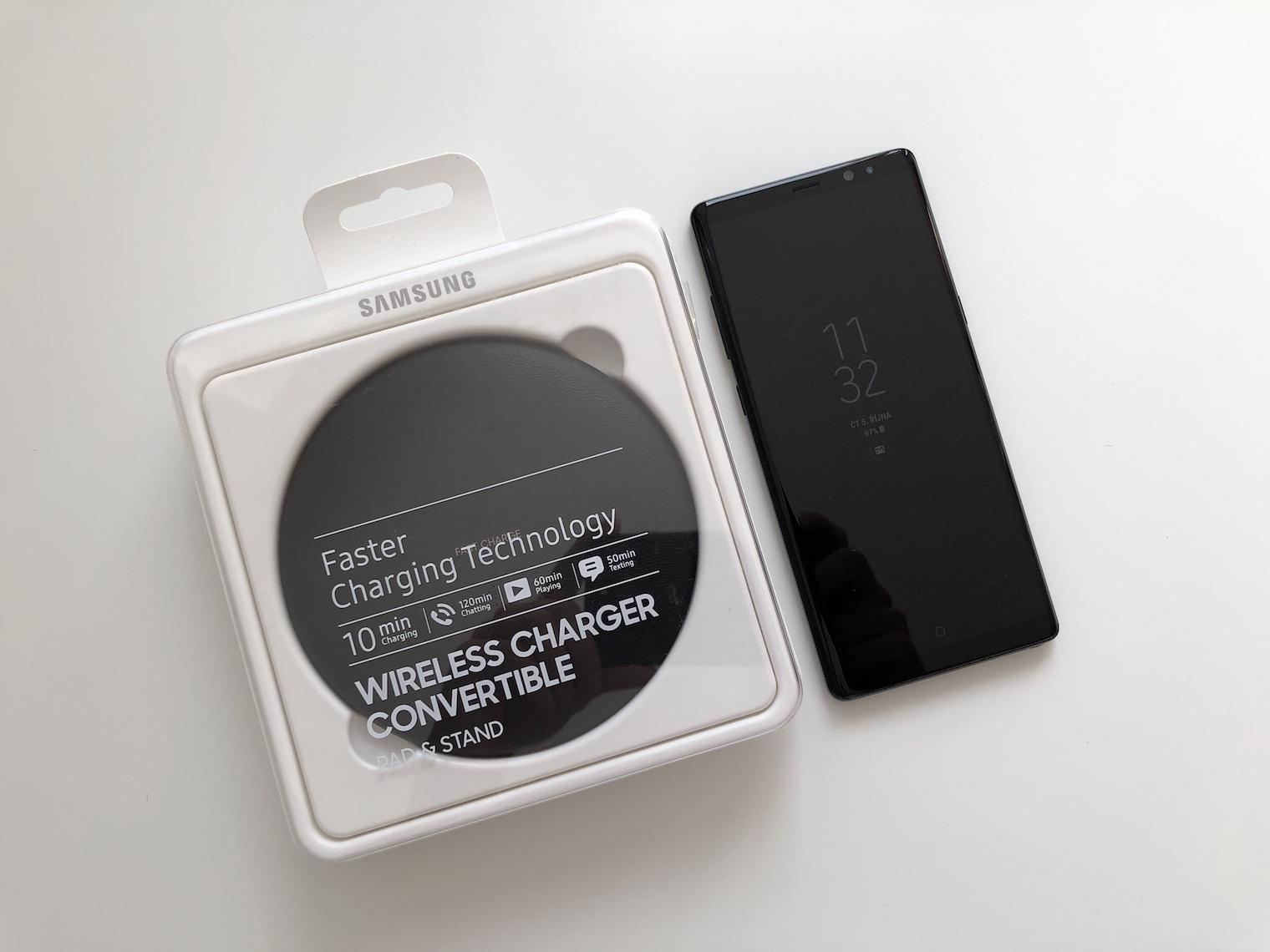 bezdratova podlozka Samsung Wireless Charger 5