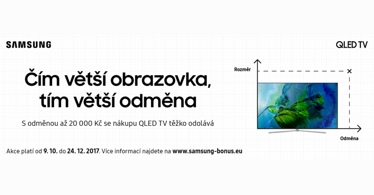 bonus QLED TV