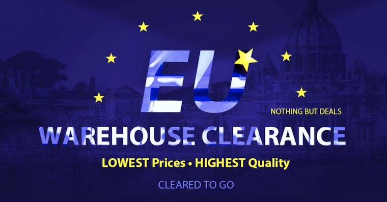 EU warehouse gearbest