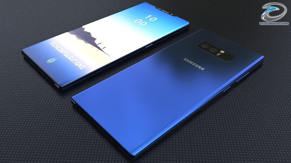Galaxy Note9 concept 1