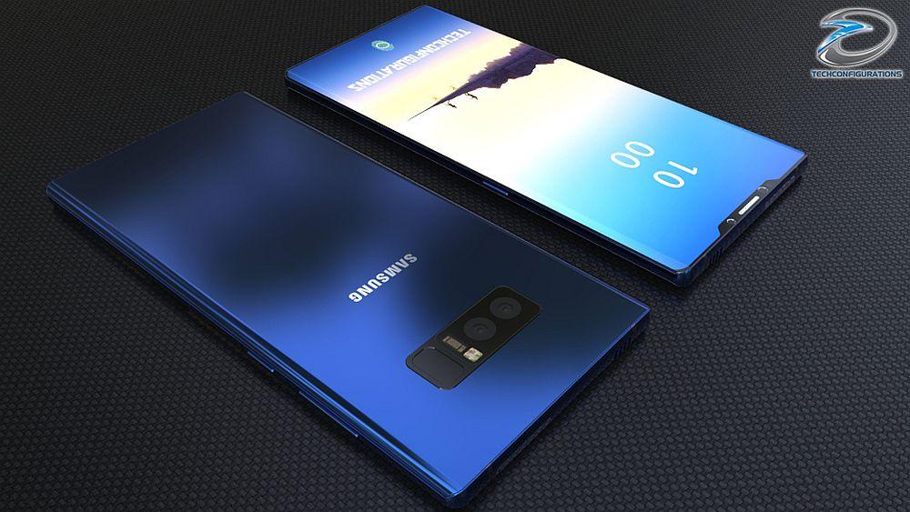 Galaxy Note9 concept 2